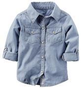 Carter's Girl's Chambray Shirt