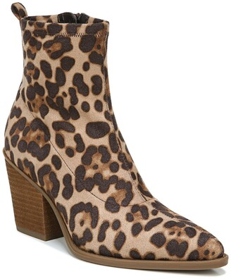 Soul Naturalizer Melodi Leopard Bootie - Wide Width Available