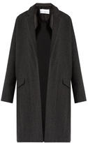 Raey Double-faced wool and cashmere-blend blanket coat
