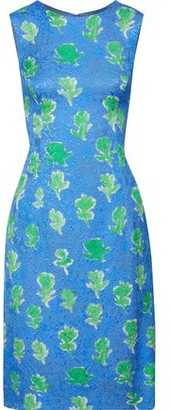 Prabal Gurung Printed Jacquard Dress