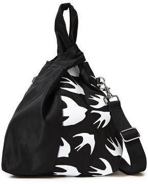 McQ Plath Printed Shell Shoulder Bag