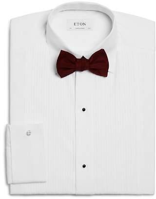 Eton of Sweden Classic Pleated Bib Tuxedo Shirt - Regular Fit