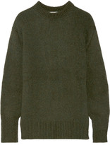 Tibi Knitted Sweater - Army green
