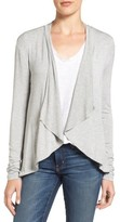 Amour Vert Women's Michaela Stretch Modal Cardigan