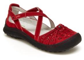 Jambu Originals Women's Pine Casual Mary Jane Flats Women's Shoes
