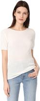 Jenni Kayne Mix Rib T-Shirt