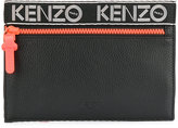 Kenzo Sport clutch - women - Calf Leather/Polyester - One Size