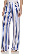 Astr Peggy Stripe Wide Leg Pants