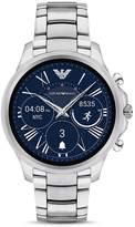 Emporio Armani Armani Touchscreen Smartwatch, 46mm