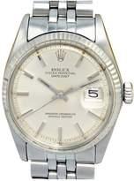 Vintage Rolex Datejust 36mm Silver Steel Watches