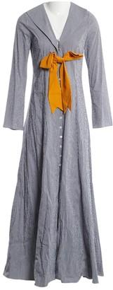 Rosie Assoulin Black Cotton Dresses