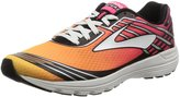 Brooks Women's Asteria Running Shoe (BRK-120221 1B 38882A0 9.5 871 PLUM/PINK/ORANGE)
