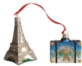 Nordstrom 'Travel' Mini Ornament