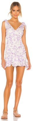 Majorelle Annalise Mini Dress