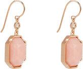 Irene Neuwirth Women's Octogonal Double-Drop Earrings