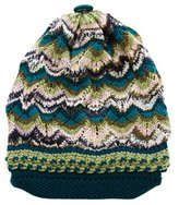 Missoni Chevron Wool Beanie