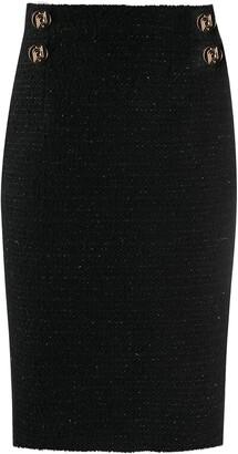 Liu Jo Knitted Pencil Skirt