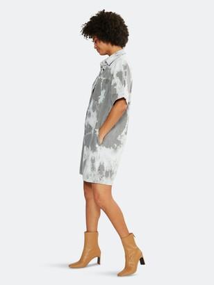 ÉTICA Pia Shirt Dress - Break Wave