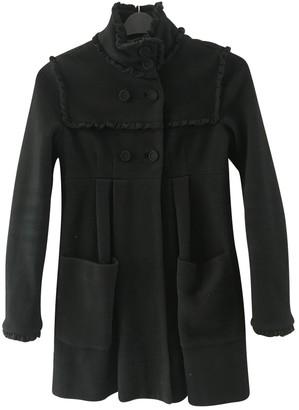 Diane von Furstenberg Black Cotton Jackets