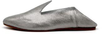 La Babouche Loafer Slip-On Gray