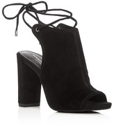 Kenneth Cole Darla Open Toe Block Heel Sandals