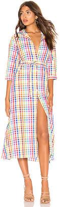 MDS Stripes Shirtdress