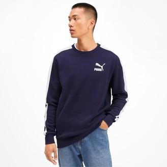 Puma Iconic T7 Men's Fleece Crewneck Sweatshirt
