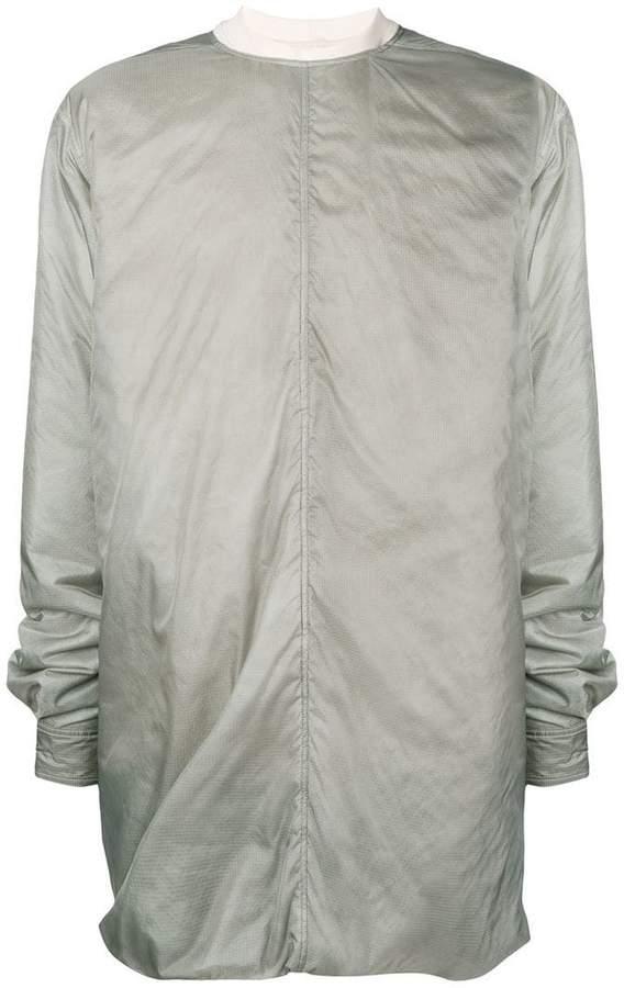Rick Owens rear zipped jacket