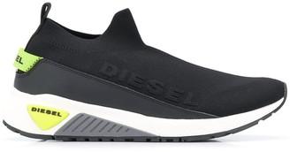 Diesel S-KB Sock QB slip-on sneakers