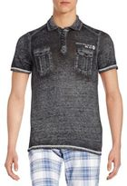 Buffalo David Bitton Neachan Polo Shirt