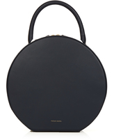 Mansur Gavriel Circle calf-leather bag