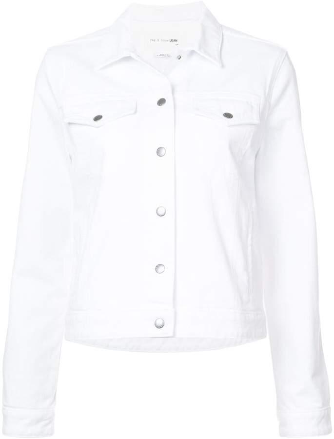 Rag & Bone Nico denim jacket