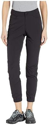 Arc'teryx Serres Pants (Black) Women's Casual Pants