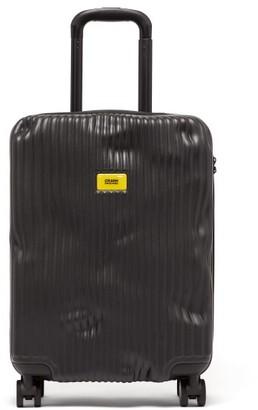 Crash Baggage - Stripe 55cm Cabin Suitcase - Womens - Black