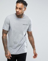 Under Armour Charged Cotton T-shirt In Grey 1277085-025