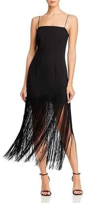 Glamorous Fringe-Trim Maxi Dress - 100% Exclusive