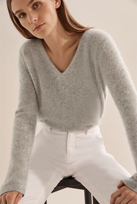 Country Road Brushed Cashmere Knit
