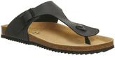 Office Delhi Toepost Sandals