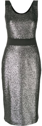 Boutique Moschino Sequin Embellished Dress