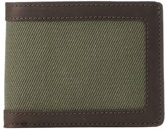 Filson Outfitter Wallet (Otter Green) Wallet Handbags