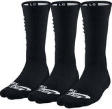 Nike Mens 3-pk. Crew Socks - Big & Tall