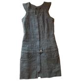 Isabel Marant Grey Cotton - elasthane Dress