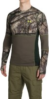 Under Armour UA ColdGear® Armour Infrared Scent Control Shirt - Long Sleeve (For Men)