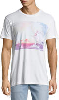 Sol Angeles Washed-Out Graphic T-Shirt