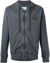 Vivienne Westwood classic logo hoodie - men - Cotton - L