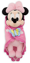 Disney Disney's Babies Minnie Mouse Plush Doll and Blanket - Small - 10''