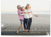 Minted Nonchalant Christmas Photo Cards