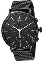 Timex Fairfield Chrono Mesh Watches