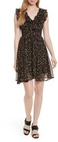 Rebecca Minkoff Women's Brista Fit & Flare Dress