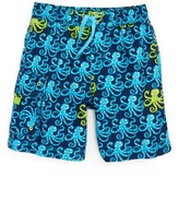 Hatley Toddler Boy's Deep Sea Board Shorts